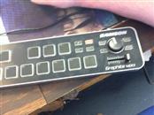 SAMSON Electronic Instrument GRAPHITE MD13